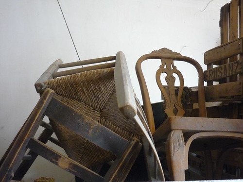 Old chairs!