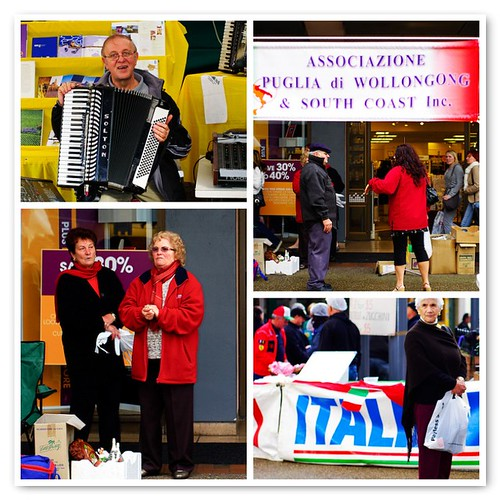 Tutti in Piazza - Italian Day at Crown St Mall by you.