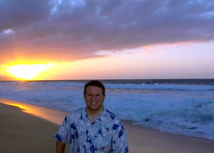 Sunset Beach, Oahu, January 2004