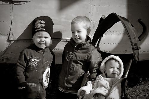 Lincoln, Nate, Madeleine