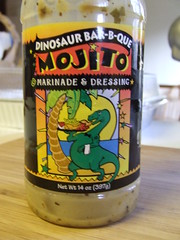 dinosaur bbq mojito sauce