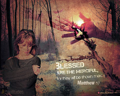 Blessed Are The Merciful (Beatitudes #5)