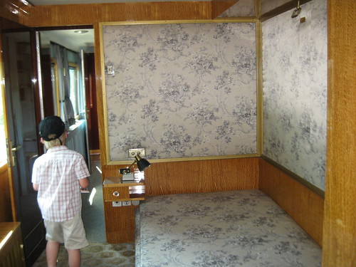 Titos Bedroom (his wife slept in a separate room)