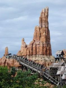 Big Thunder Mountain, Disneyland Resort Paris