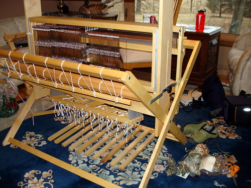 Mighty Wolf loom - 8 shaft - 36 inch