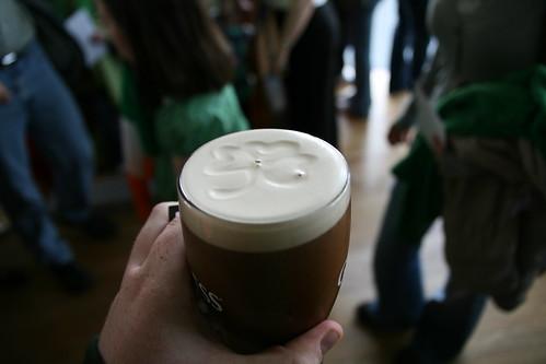 Shamrock Guinness