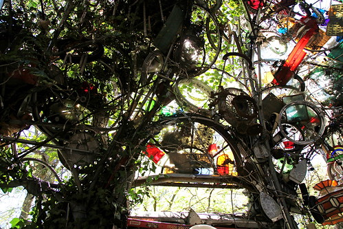 Austin, TX- Cathedral of Junk