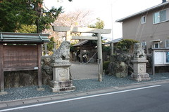 Furuichi Kaido Shrine