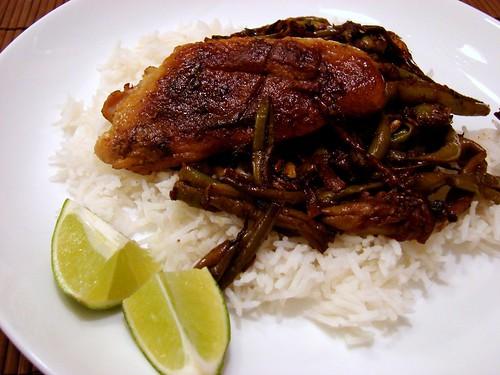 Dinner:  April 15, 2009