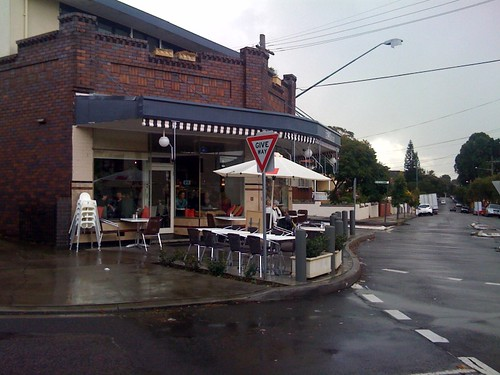Sideways deli cafe, dulwich hill