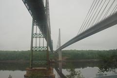 Bridges from below