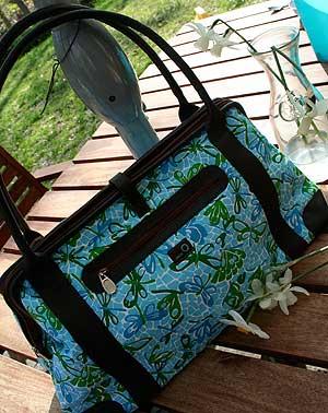 Stock photo of Della Q bag
