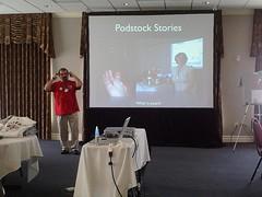 Kevin Honeycutt at PodStock09