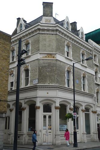 The Walmer Castle (Marylebone W1), now closed