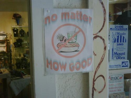 No Matter How Good