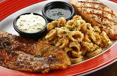 Fridays Seafood Platter