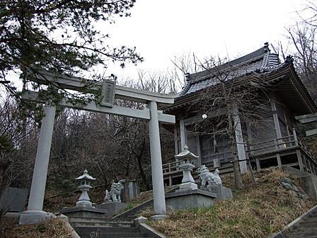 伊夜日子神社~瀬波温泉