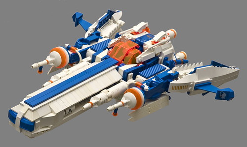 Ice Planet 2002 Starfighter
