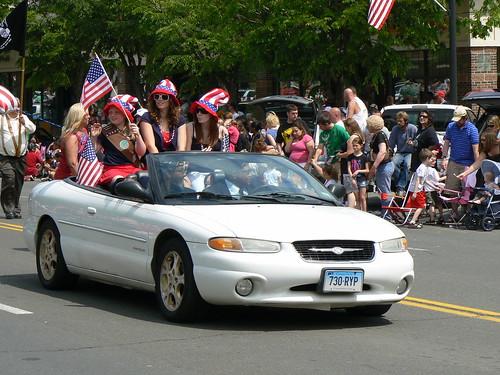 Joy Ride Middletown Ct Memorial Parade