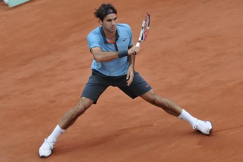 Finale Roland Garros 2009 : Roger Federer