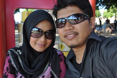 Amru + Siti Fadzilah
