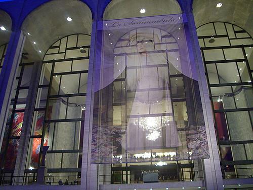Edificio de The Metropolitan Opera