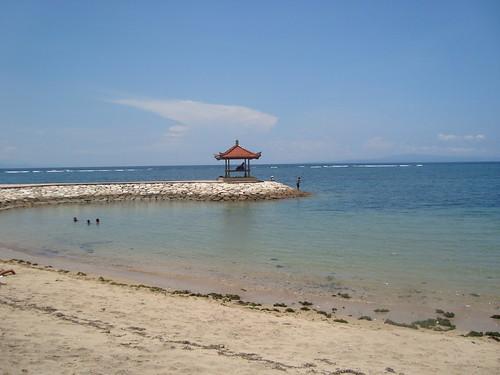 Day trip to Sanur beach