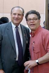 Al Franken and Shawn