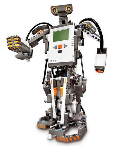 Ni dia robot Lego Mindstorm.. Boleh lukis kat dinding?