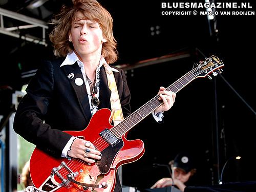 DeWolff @ Moulin Blues 2009