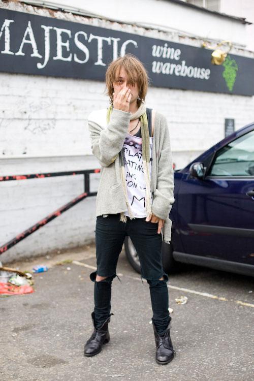 Danish boys - Camden Town
