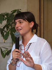 Debora Serracchiani a Sassuolo