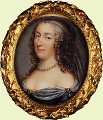 Elizabeth Stuart, Queen of Bohemia, daughter o...