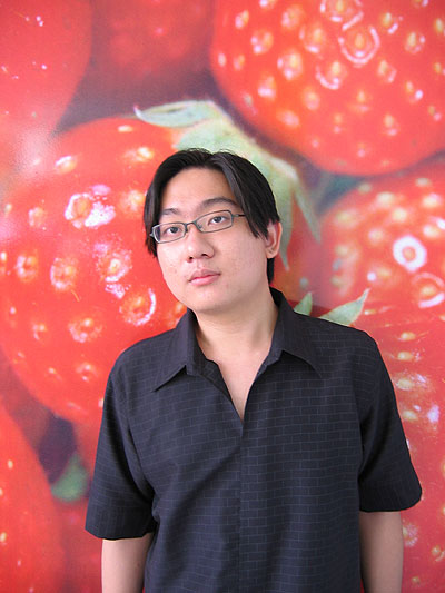 Strawberry Boy