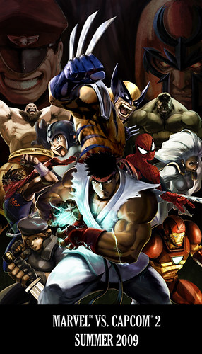 Marvel Vs. Capcom 2 Summer 2009