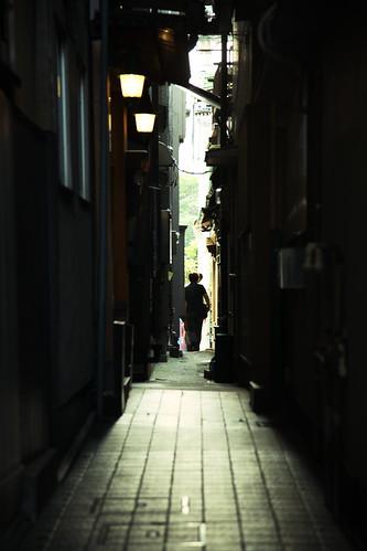 Alley por mrhayata