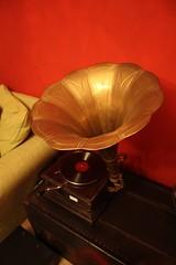 my new gramaphone