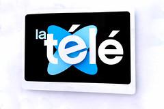"""Logo """"La télé"""""""
