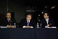 Conferencia de Prensa / Press conference