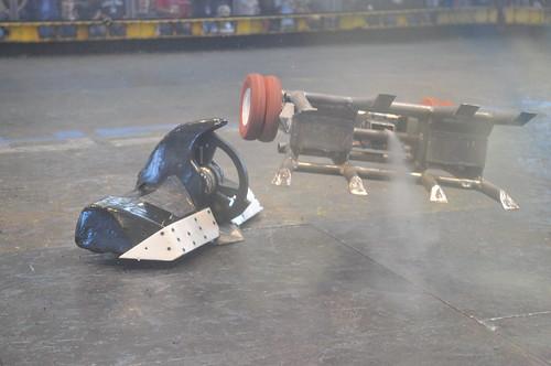 Robogames 2009 - Day 2, Saturday