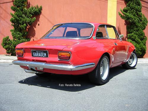 Giulia GT