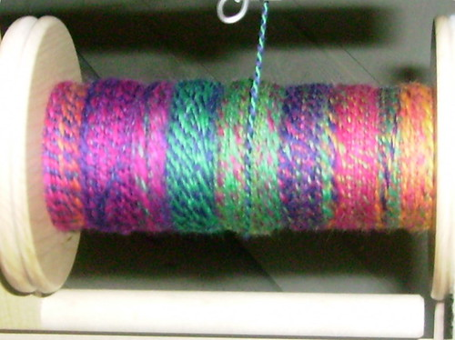 Plied yarn 4.3.09