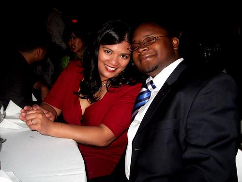 Jinah and Matt's wedding