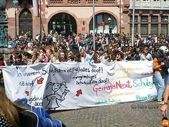 Bildungsstreik 2009 Frankfurt (07)