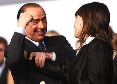 Berlusconi braccio