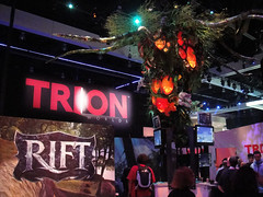E3 2011 - Trion booth