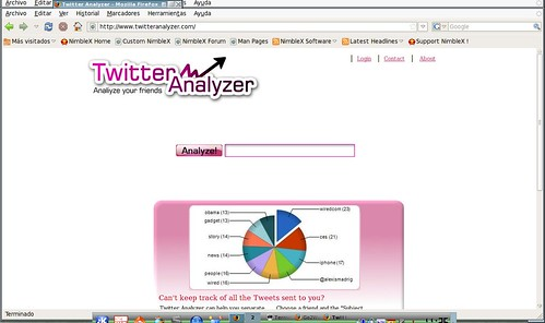 analiza tus contactos twitteros