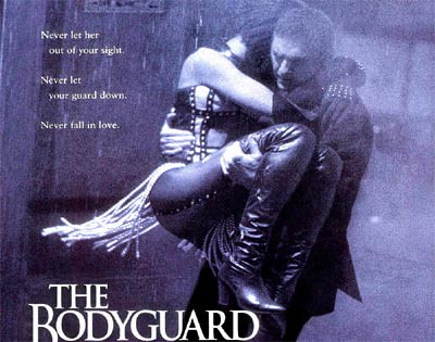 the bodyguard por ti.