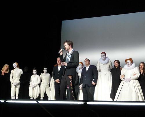 Berliner Ensemble & Rufus par Sibi