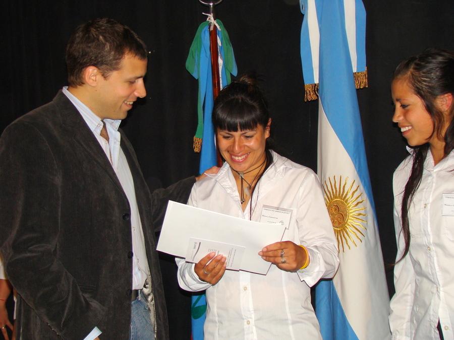 Lo que se hizo y lo que se hará en La Costa en 2009: educación y calificación laboral